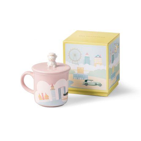 ペニンシュラ香港のお土産マグカップ