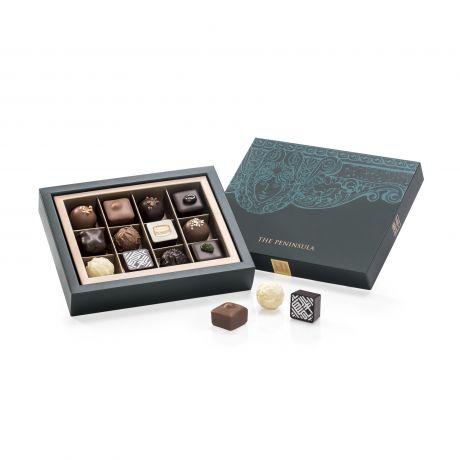ペニンシュラ香港のお土産チョコレート