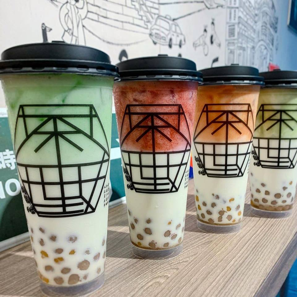 香港尖沙咀(チムサーチョイ)のタピオカ茶理史