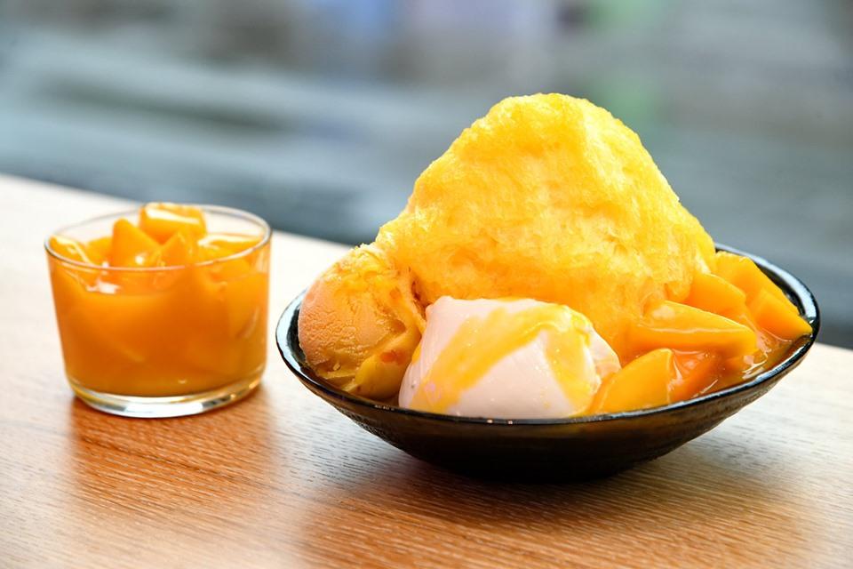 台湾台北で絶対食べてほしいマンゴーかき氷のおすすめ4選