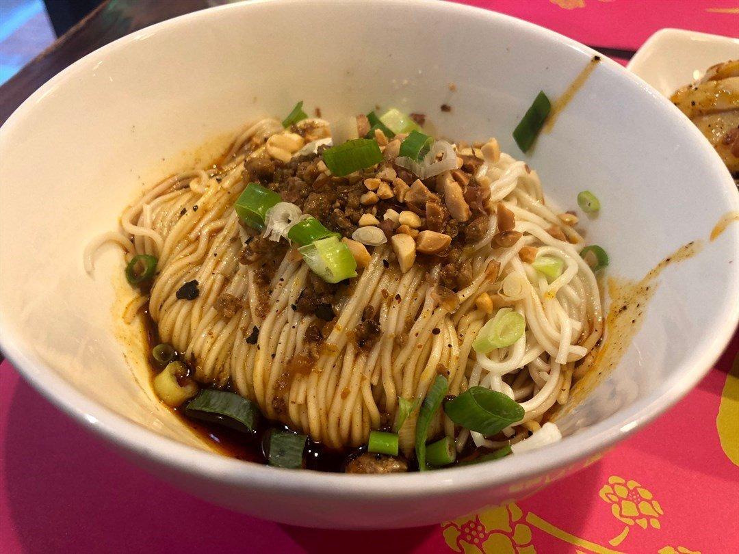 香港旅行でおすすめの担々麺