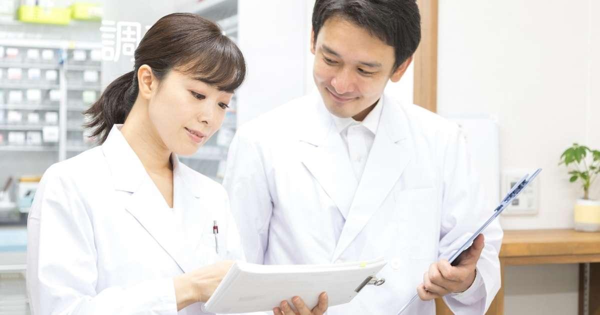 【男女別】40代薬剤師の平均年収(給料)