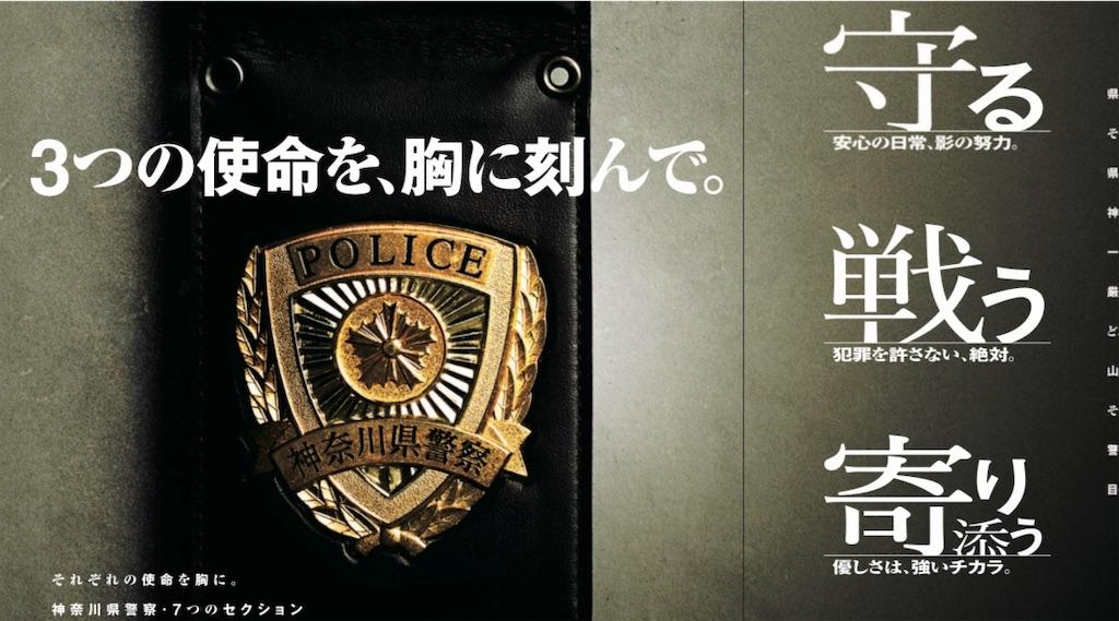 神奈川県警 採用