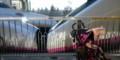JR東の新幹線見物開始なり