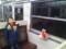 飯田線6時発の始発電車で出発なう