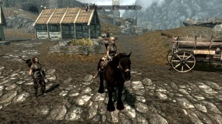 馬を購入!