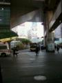 Chiiba-kun at Chiba sta.