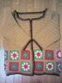 [編み物]おばあちゃんイメージの防寒
