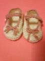 [編み物]赤ちゃん靴