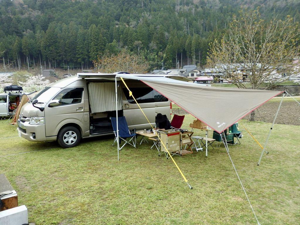 バーデンin美山キャンプ場