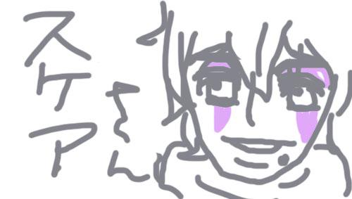 NARUTO・スケアさんイラスト