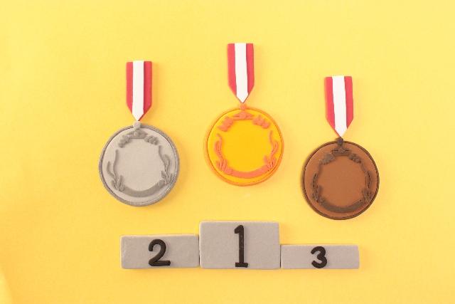リオ五輪メダル報酬金