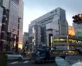 夕方の錦糸町