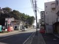 [松戸]この道をまっすぐ 2km くらい