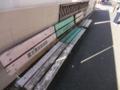 [松戸]質素なバス停