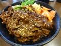 [伝説のすた丼屋]牛サガリやき肉丼