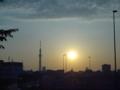 [東京スカイツリー][1日1スカイツリー]押し寄せる雲
