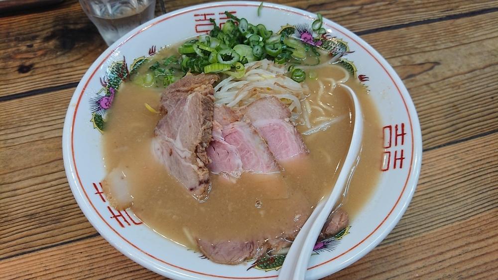 石神秀幸厳選極み麺selection 山口下松牛骨