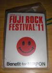 fuji rock 2011