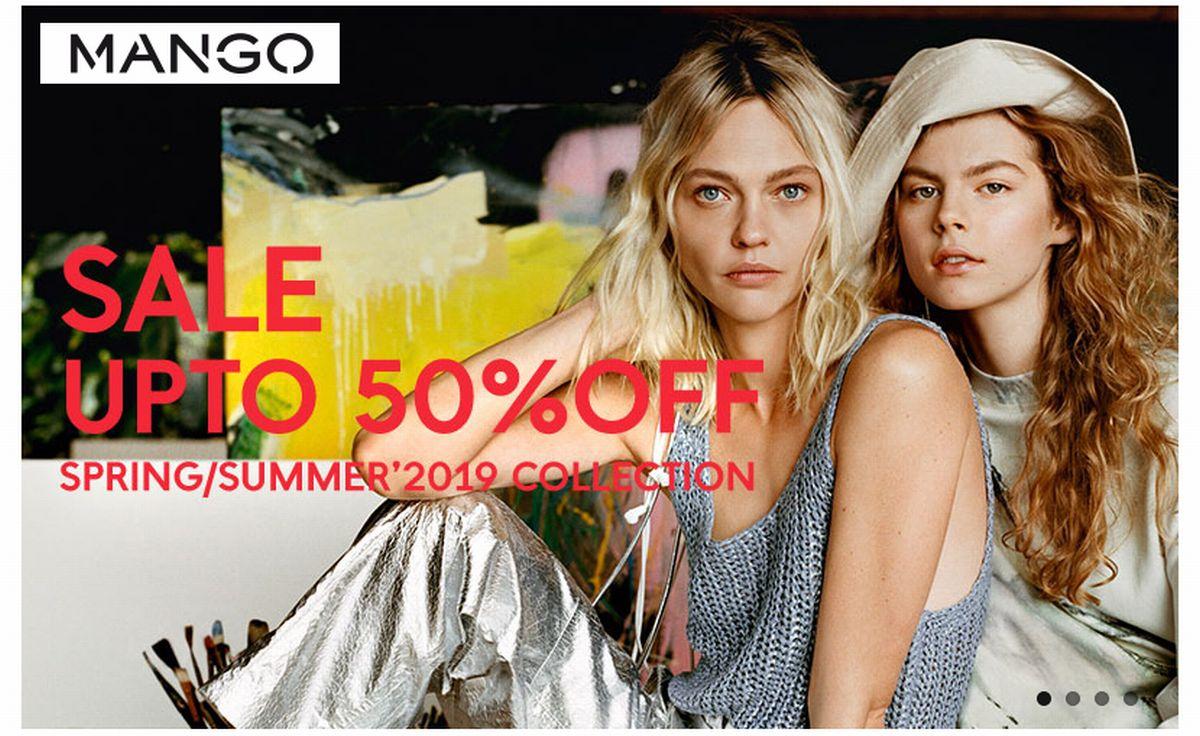 MANGO(マンゴ)の通販サイトなら服を最大50%割引で買える!