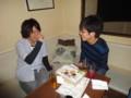 2010年追いコン 2次会@Bar Toraja 3 さわ&甘党