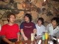 2010年追いコン 2次会@Bar Toraja 6
