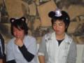 2010年追いコン 2次会@Bar Toraja 11 さわ&マヨ