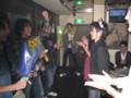 2010年追いコン 2次会@Bar Toraja 15 花束贈呈