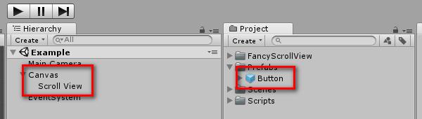 Unity】uGUI において多機能でアニメーションも適用可能な