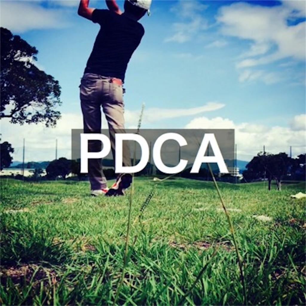 ゴルフなPDCA