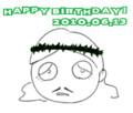 [お絵かき][誕生日]