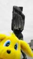 [パルちゃん通信][20110718月島もんじゃ焼き][橋の写真]中央大橋