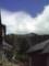 オーレン小屋から夏の空