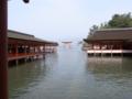 厳島神社なり。