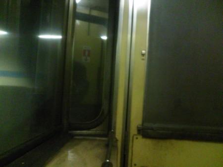 鶴舞線3806の運転台