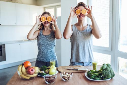 バランスの良い食事で妊娠体質になる!