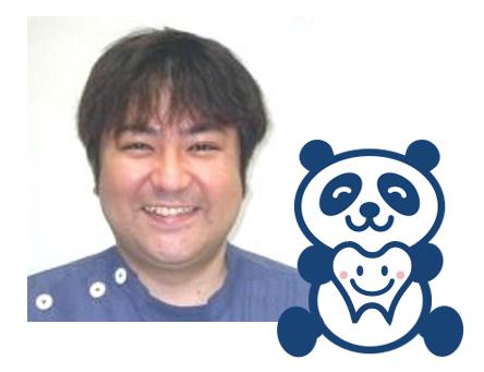 さだむら歯科開院の貞村先生