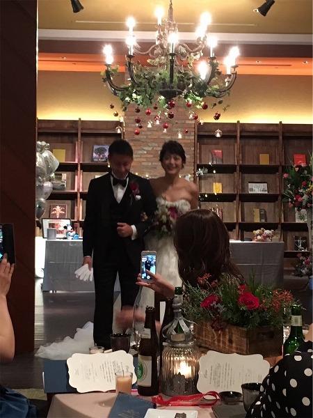なんと、ママとパパが結婚式をあげた会場でした!!すごーい❤️