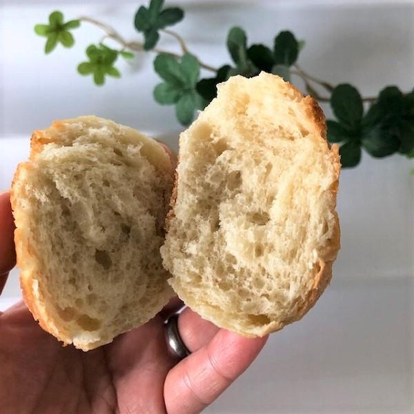 残ったパンは?