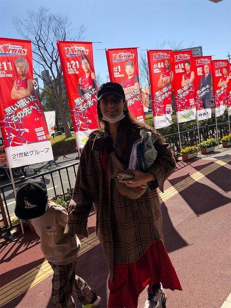 熊本ヴォルターズの応援にいってきました‼️