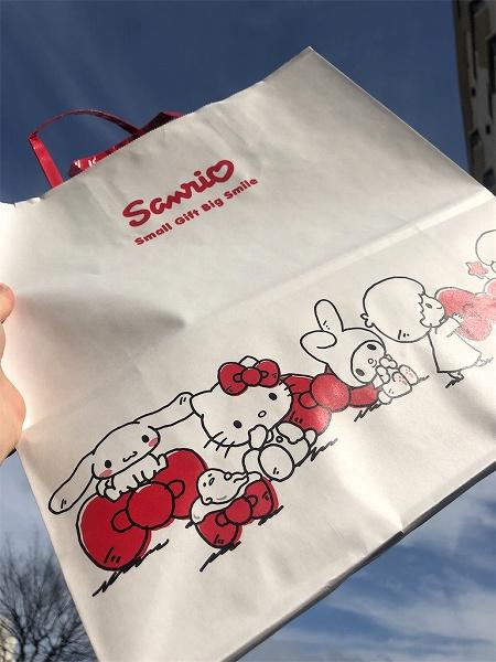 袋がまた可愛いんだっー!