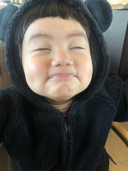 たくさん食べて  たくさん寝て  たくさん笑ってすごしたいな☺️🌈