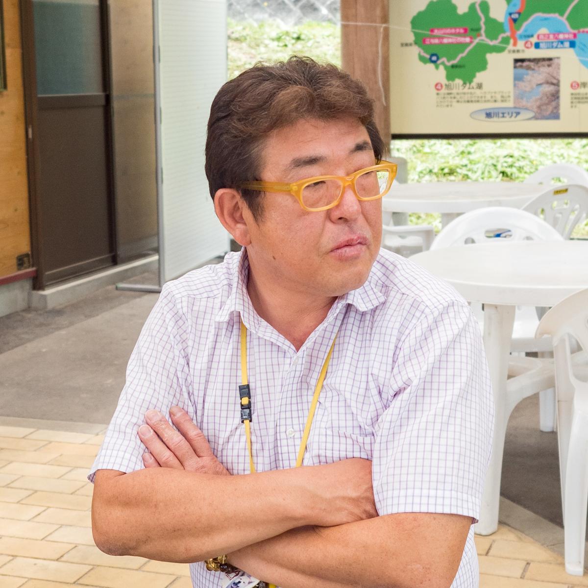 美咲町役場 産業観光課 川島さん 3