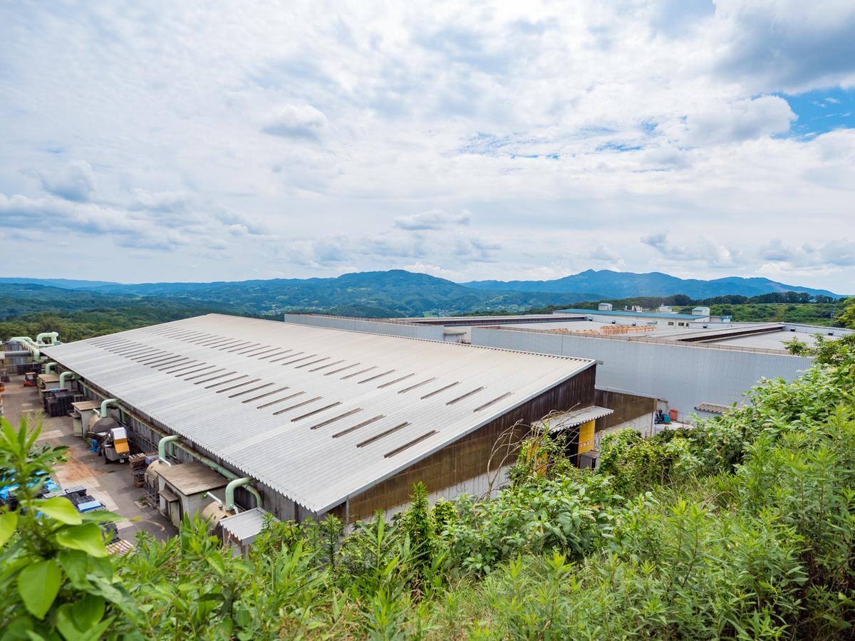 美咲町にある西日本最大の養鶏場・美咲ファーム
