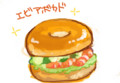 [haheratter]好きなサンドイッチ
