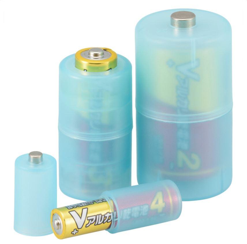 フルサイズ電池アダプター