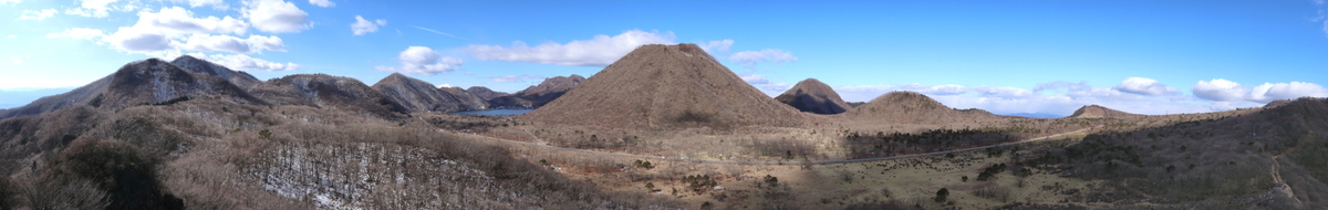 スルス岩からの眺望に刮目