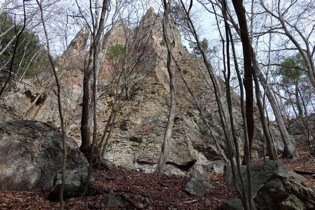 グッドシェイプな岩