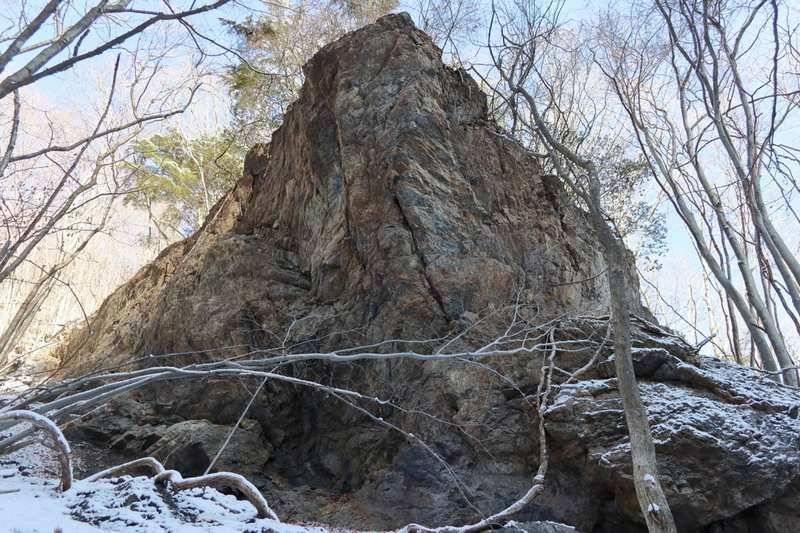 西上州と言えば岩だよ岩。