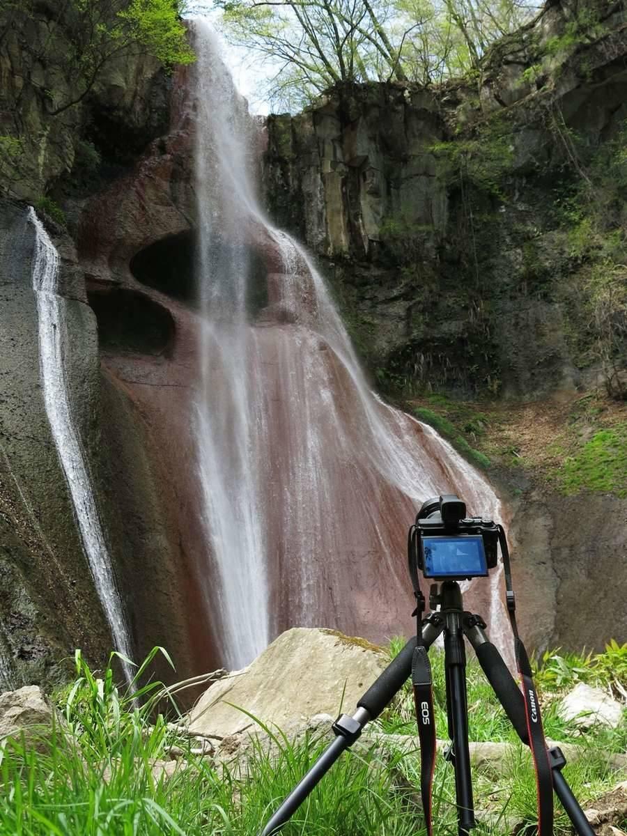 最近は滝を撮りに行ってないなぁ~というボヤき。